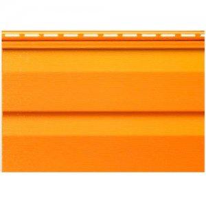 Сайдинг Альта-Профиль Kanada плюс премиум Оранжевый