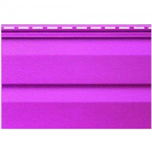 Сайдинг Альта-Профиль Kanada плюс премиум Пурпурный