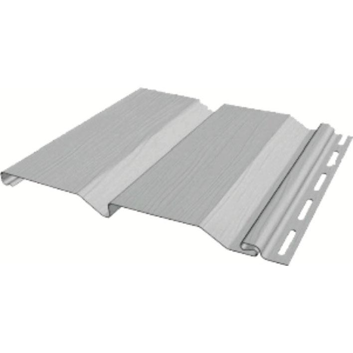 Сайдинг FineBer Standart classic color Серый