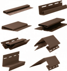Выбор комплектующих для сайдинга